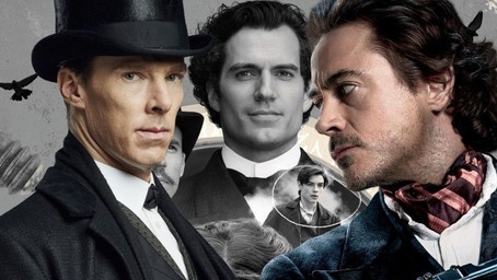 5 Movies / Series about Sherlock
