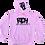 Thumbnail: Glitter Pastel Rich Slime Hooded