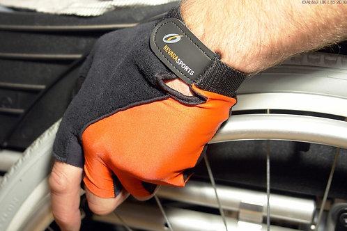 Revara Sports Indoor Glove Orange - medium
