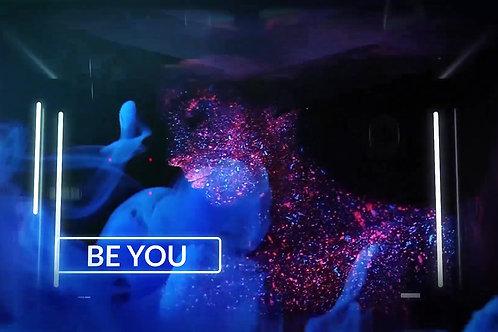 Neon Kaleidoscope Promo Video