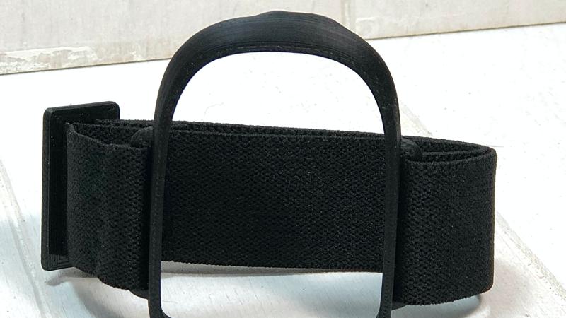 Brassard de maintien bras ou cuisse pour le Pod OmniPod