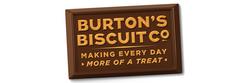 Burtons Biscuits logo