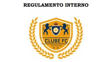 Regulamento Interno Clube de Futebol