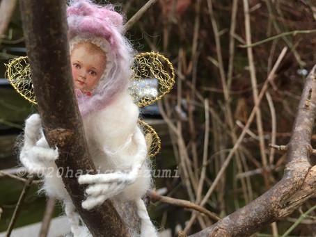もしも、おうちの庭で妖精を見つけたら。