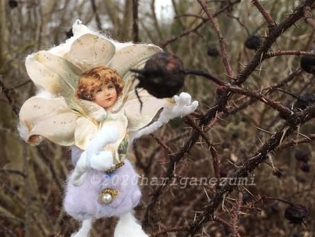 もしも、花の妖精がいたら。