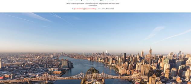 Vorschau: NY 2020