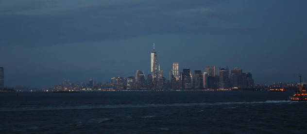 Explain that picture: Staten Island Ferry 05.10.2014