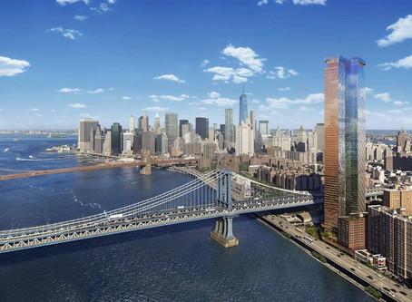 Neues Luxus-Hochhaus in der Lower East Side