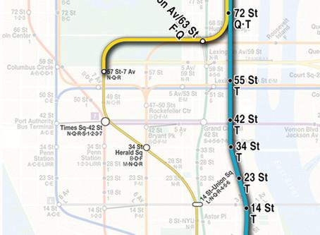 Second Avenue Subway eröffnet