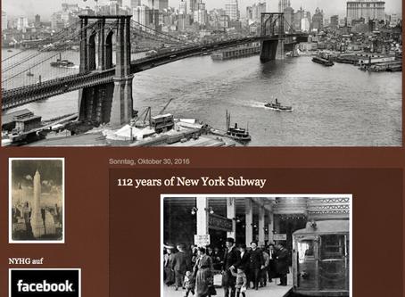 112 Jahre New York Subway
