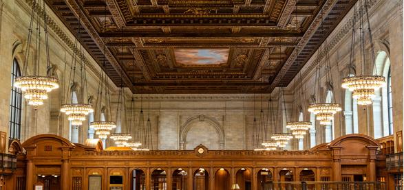 New York Public Library - Rose reading room wiedereröffnet