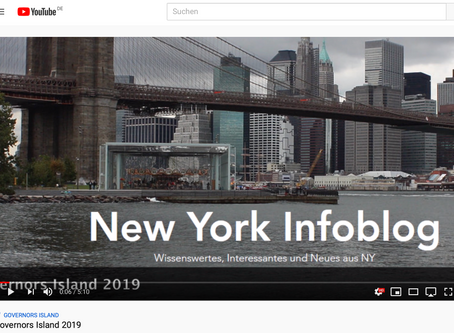 Video Governors Island 2019