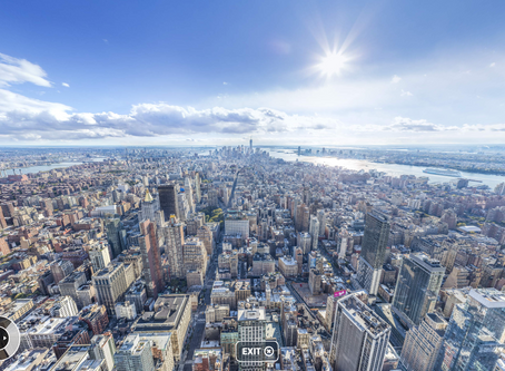 Größtes jemals aufgenommenes 360 Grad NY Bild