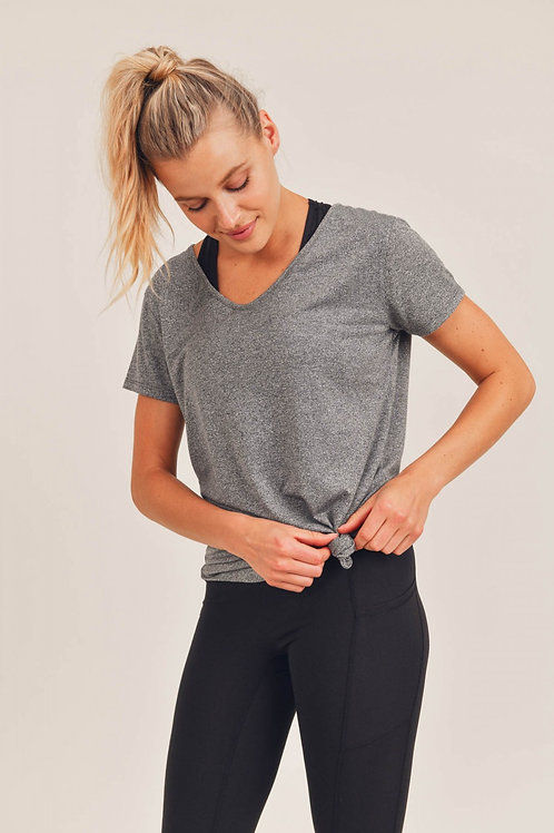 Essential Athleisure Shirt