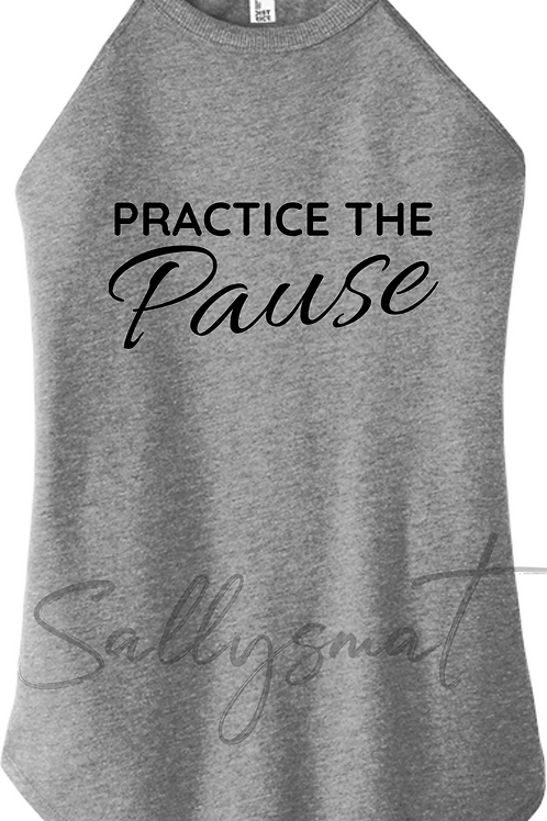 Practice the Pause Rocker