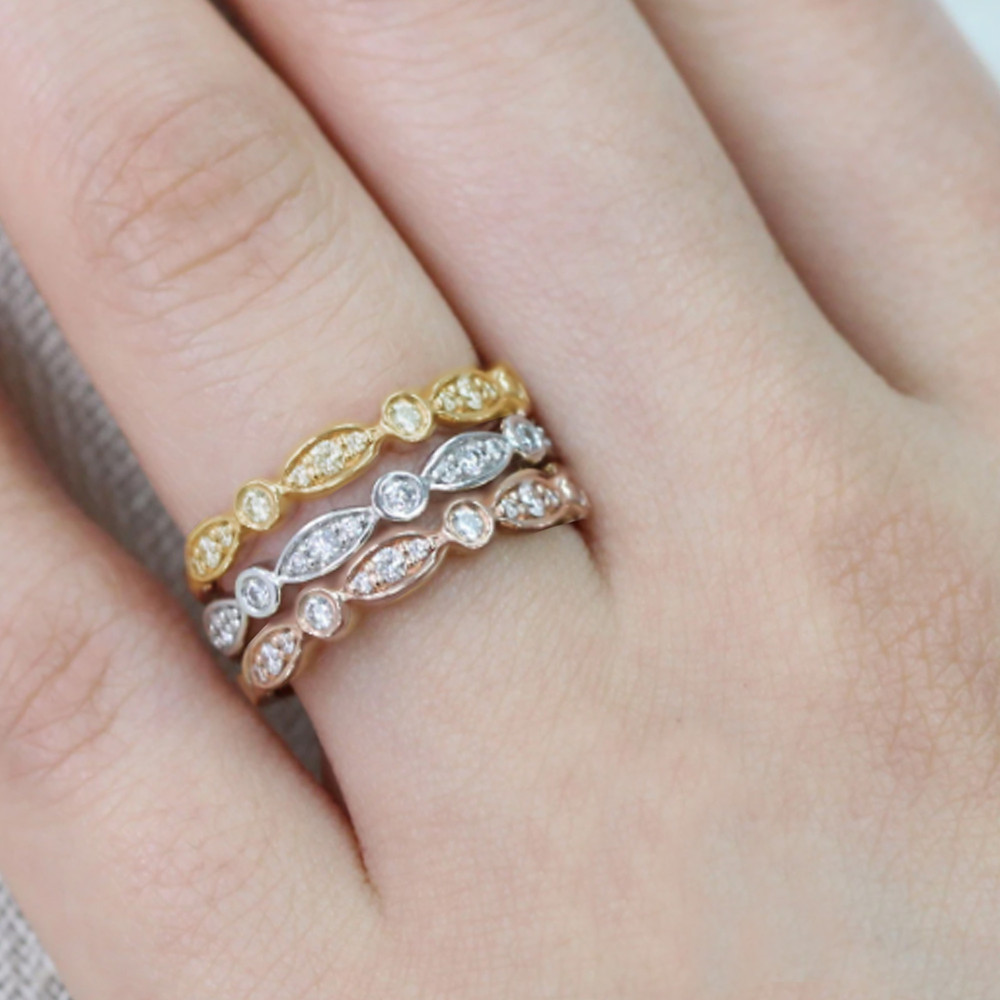 Rings are worn promise what finger Which rings