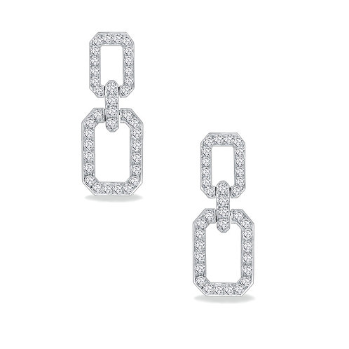 Harry Winston Earring Design
