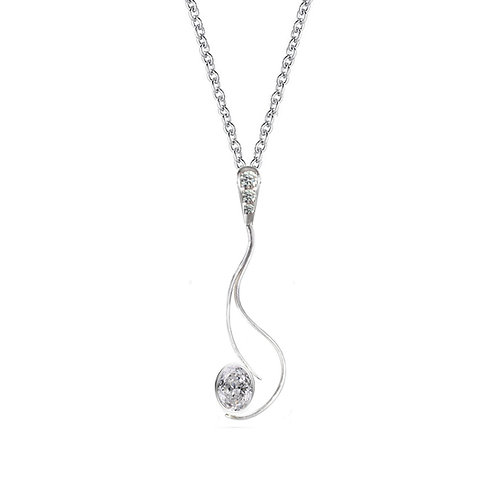 Contemporary pendant jewelry gift