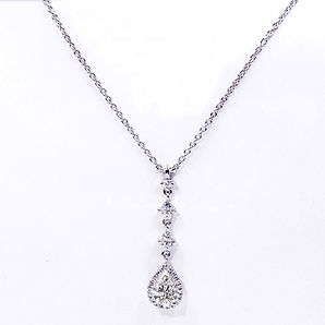 silver teardrop pendant and chain.jpg