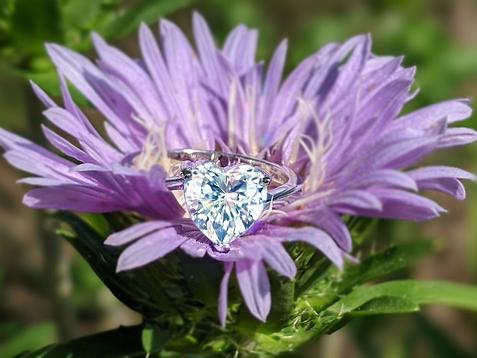 Moissanite Stones | Customized Jewelry | Gemstones Atelier | Gemstone Jewelry | Moissanite Gemstone | Stone Jewelry