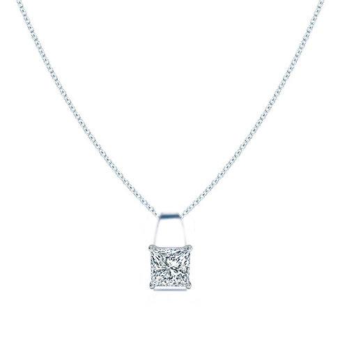 Kim Kardashian West Diamond Necklace
