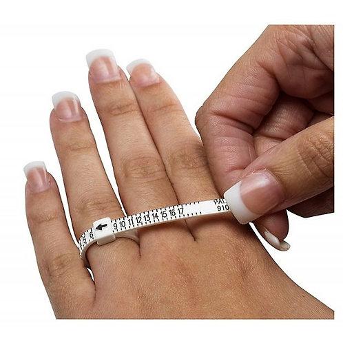 Ring Sizer Guage