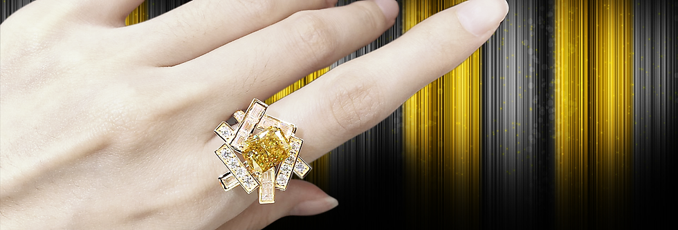 Moissanite Jewelry | Gemstone Jewelry | Halley Reh | Customized Jewelry | Moissanite Gemstone | Stone Jewelry