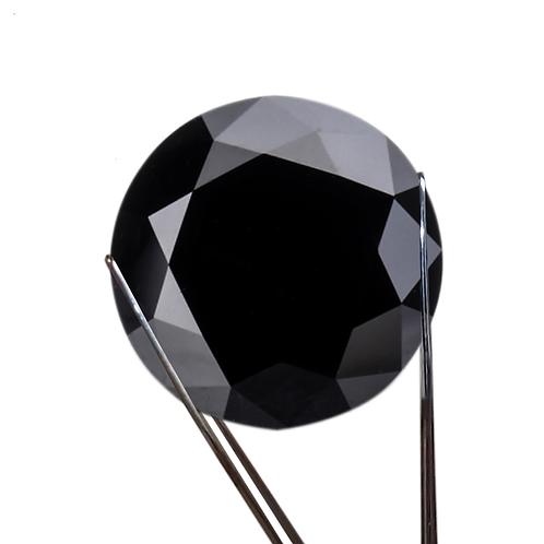 Premium Black Loose Moissanite