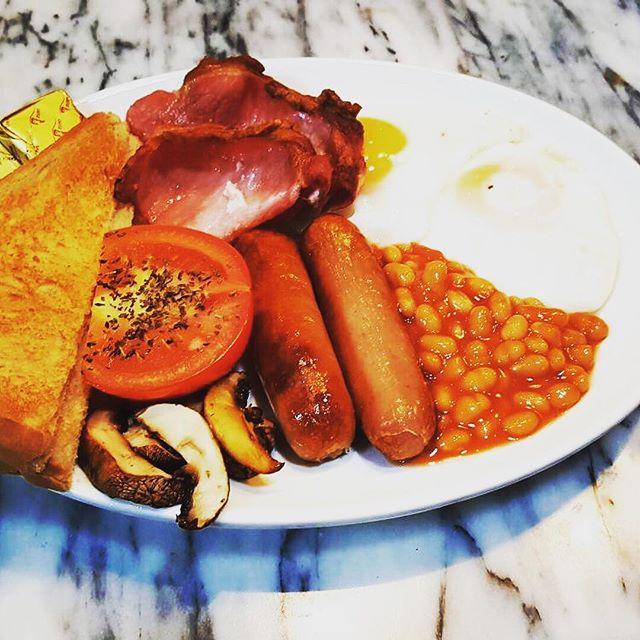 The best Full English Breakfast