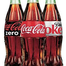 Coca Cola, Diet Coke or Coke Zero