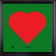 framedheartred green12X12219.png