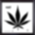 framedcannabisbw16x16.png