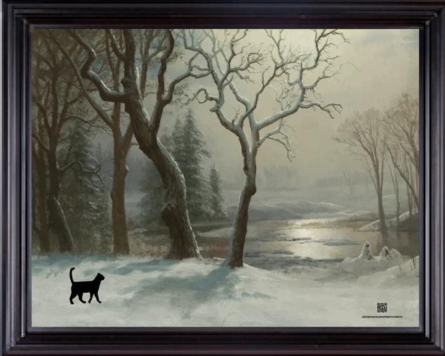 HYBRIDWINTERAlbert-Bierstadt16X20V219FR.