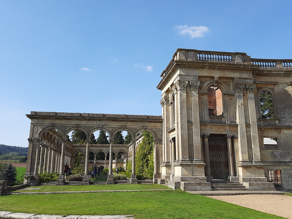 Witley Court, Worcestershire, UK