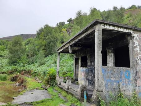 DANCE ON LOCATION 010: Troed-y-rhiw Lido, Merthyr Tydfil, Wales, UK