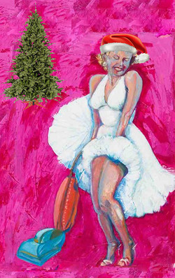 """Marilyn"" tackles Christmas"