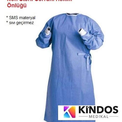 Cerrahi Tek Kullanımlık Önlük