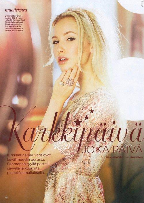 MeNaiset Lehti / MeNAiset magazine