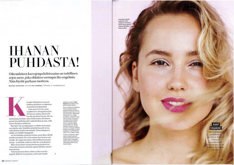 Kauneus ja terveys lehti