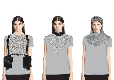 Armour meets fashion capsule collection