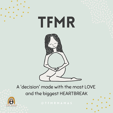 A decision made with the most love and t