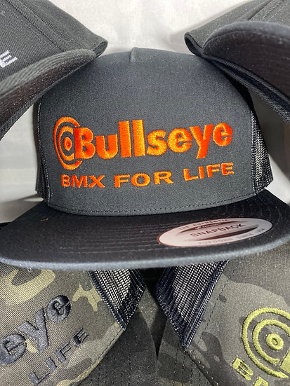 BULLSEYE BMX FOR LIFE HALLOWEEN 🎃 ORANGE