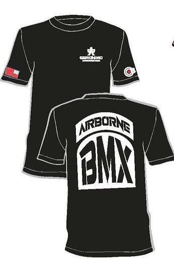 A BMX G T-Shirts Black Large