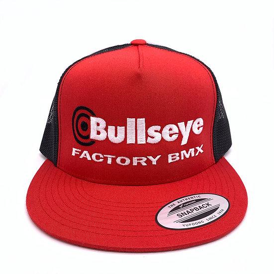 BULLSEYE FACTORY BMX HAT