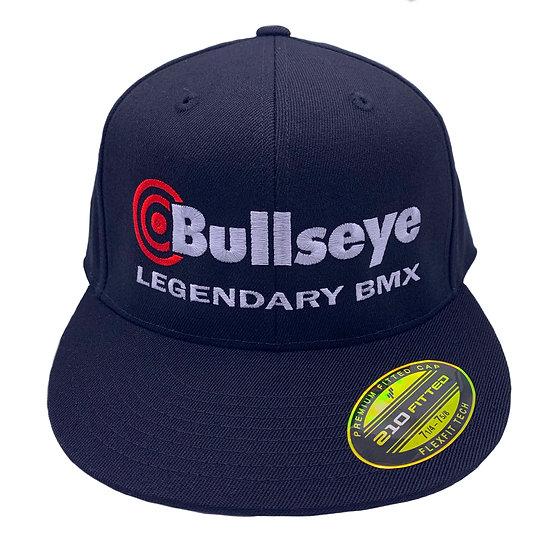 BULLSEYE FITTED HAT