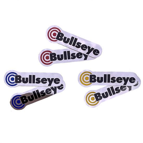 BULLSEYE OG HUB DECALS