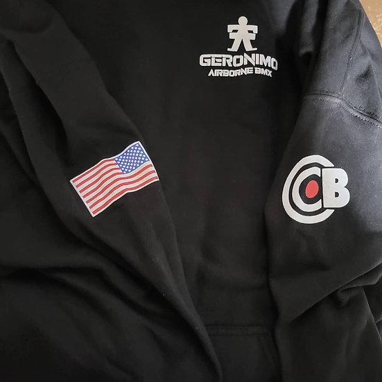 AIR BMX G pullover hoodies black Xlarge