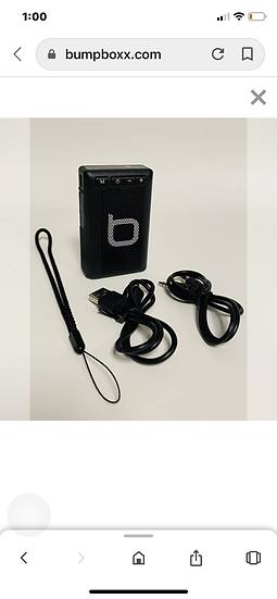 Bumpmboxx bluetooth 📟 speaker retro