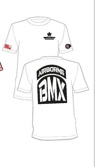 A BMX G t - shirts white 2X