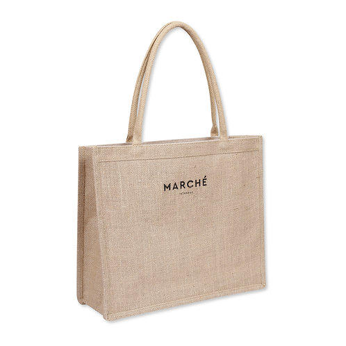 LARGE HALKI JUTE BAG